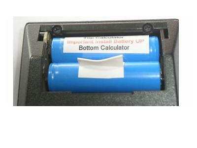 Hewlett Packard Calculator Battery 1300 maH for HP-31E,32E,33E,33C,34C,37E 38CE for sale  Shipping to India