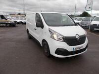 Renault Trafic Sl27dci 115 Business+ Van DIESEL MANUAL WHITE (2016)