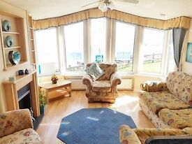 STATIC CARAVAN FOR SALE AT CHURCH POINT HOLIDAY PARK! 12 MONTH SEASON! LOW FEES! DIRECT BEACH ACCESS