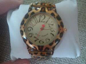 Perfect gift! Brand new, never worn Betsey Johnson watch