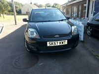 ford fiesta style 1.25, ideal first car, cheap insurance and running costs.