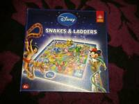 Disney snakes and ladders