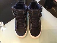Adidas Originals Freemont Size 5 Trainers Navy