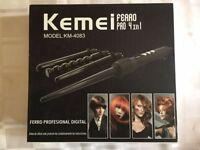 Kemei Digital Hairstyler