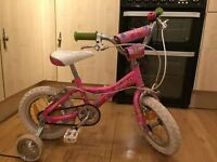 "Girls 12"" wheel GIANT PUDDN - FREE bike"