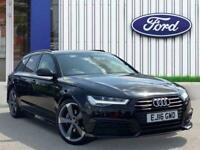 2016 Audi A6 Avant 3.0 Tdi V6 Black Edition Avant 5dr Diesel S Tronic Quattro s/