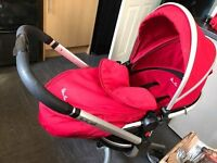 silver cross surf chilli red included silver cross car seat