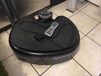 cintura sports vibration fitness plate