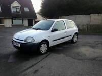 Renault Clio (not corsa ,Vw,fiesta,Peugeot)