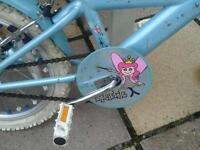 Sweet little starter bike one gear sort 4ish to 6ish
