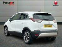 2019 Vauxhall CROSSLAND X 1.2 Elite Suv 5dr Petrol Manual 83 Ps Hatchback PETROL