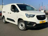 2021 Vauxhall Combo 1.5 Turbo D 2300 Dynamic Panel Van 4dr Diesel Manual L2 H1 E