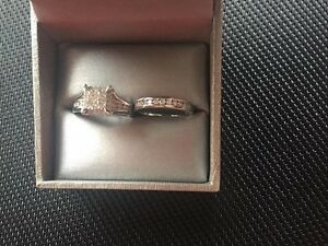 Engagement/Wedding Ring Set