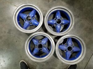Wanted: Wanted Datsun Magnesium Le Mans racing wheels