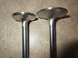 dodge, ford, chevrolet intake exhaust valves