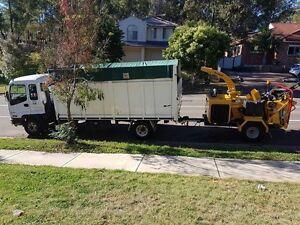 Truck & chipper hire Cambridge Gardens Penrith Area Preview