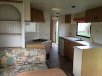 Cheap 8 berth static caravan for sale on luxury leisure park/Skegness/Chapel/LOW GROUND RENT