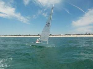 IMPULSE CLASS SAILING DINGY Parafield Gardens Salisbury Area Preview