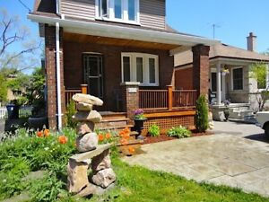 Room for Rent in quiet house steps away from Humber College!