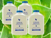 Aloe Vera Gel Drink ORANGE FLAVOR 10 x bottles - 1 Litre each New & Sealed £220 home deliver