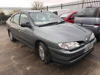 Renault Megane 49,000 One Owner From New.