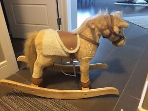 RIDE ON PLAY HORSE