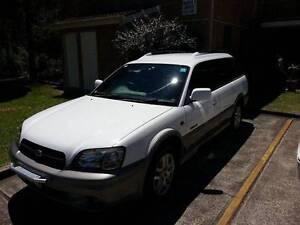 2001 Subaru Outback Wagon Penrose Wollongong Area Preview