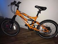 """20"""" Iron horse revolution 2.0 orange only used once"""