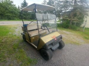 Golf Cart - gas - Off Road