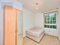 Cosy 2 bed, 1 bath flat in Bow, E3