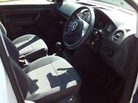 Volkswagen Caddy 1.6TDI 75PS VAN DIESEL MANUAL WHITE (2014)