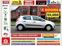 2008 VAUXHALL CORSA 998 CC (1 LITRE), MANUAL - CHEAPEST INSURANCE GROUP - 5 DOORS