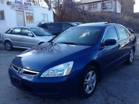 2006 Honda Accord Accord EXL 2006.Safety&E-Test in