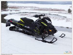 2014 Skidoo Renegade 800 X