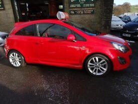 Vauxhall Corsa 1.4 i 16v SRi 3dr (a/c) £6,500