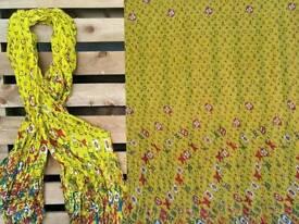 Louis Vuitton scarfs