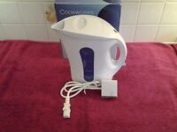 Cookworks Corded Kettle- New- Still In Original Box 1.7 Litre Capacity