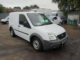 Ford Transit Connect T200 Low Roof Van Tdci 75Ps DIESEL MANUAL WHITE (2012)