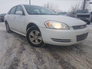 2012 Chev Impala Financing available $118 bi-weekly!  WONT LAST!