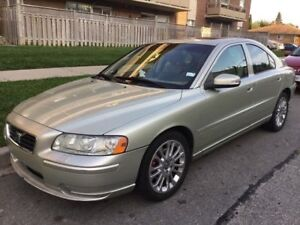 2007 Volvo S60 Special Edition Sedan + Emission Test Certified