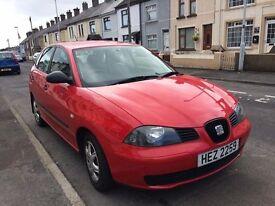 Seat Ibiza 2006 1.2 petrol