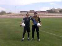 Academi Football keeper coach