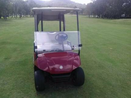 Yamaha electric golf cart g29