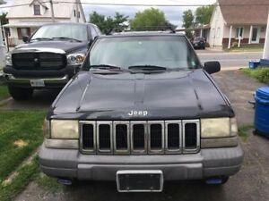 1998 Jeep Grand Cherokee SUV, Crossover