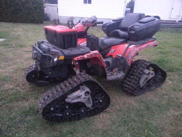 Used 2006 Polaris sportsman 500 HO efi