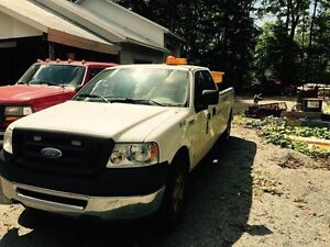 2008 Ford F-150 Fourgonnette, fourgon