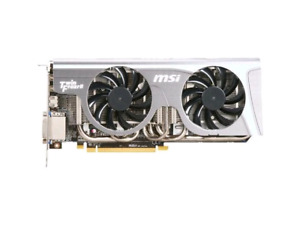 msi r6950 twin frozr II support video card