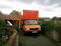 Cook's Removals Man With A Van Services