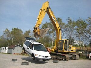 Scrap/ Garbage Clean-up And Automobile Removal
