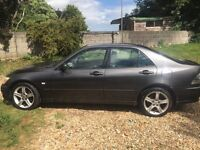 Lexus IS 200 for sale - FAILED MOT (see attached certificate)